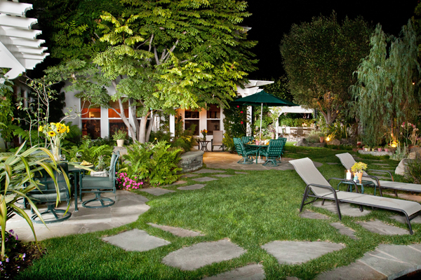 Southern california landscape for Southern california landscaping ideas
